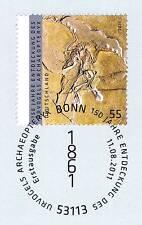 BRD 2011: Urvogel Archaeopteryx Nr. 2887 mit Bonner Ersttagsstempel! 1A! 1806