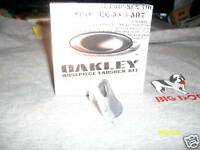NEW OAKLEY M-Frame Grey/Clear Nose Piece 2.0 ballistic 1.0