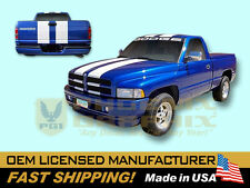 1996 Dodge Ram 1500 V8 Magnum Indy 500 Pace Truck Decals & Stripes Kit