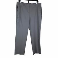 Apt. 9 Torie Gray Curvy Pants sz 12 P Petite NWT New Inseam 28 Inches Womens