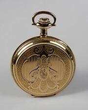 1915 Illinois Full Hunter Grade 404 Antique Arkema Special Pocket Watch 14k GF