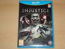 Jeux vidéo pour Combat et Nintendo Wii U PAL