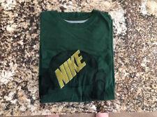 Nike green tee shirt, men's XL.