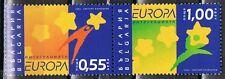 2006 Bulgarije 4747c-4748c Europa CEPT Integratie - integration