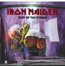 Iron Maiden Best Of The B'Sides 2CD (+24 Pg.Booklet)  FREE SHIPPING