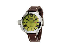U-Boat Classico 45 BE GMT Stainless Steel & Green Dial Automatic Watch 8051