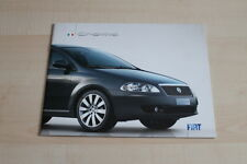 95334) Fiat Croma Prospekt 08/2005