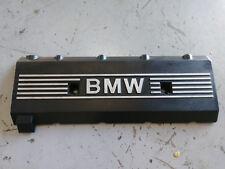BMW E39 5 Series 540i Plastic Engine Cover Pair V8 E39 M62 1999-2003 OEM USED
