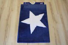 Alfombrillas de Baño Kleine Wolke Sigma 754 Azul Hielo 60x90 cm Estrella