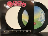 Heart – Magazine LP 1978 Mushroom Records – MRS-1-SP *Numbered Picture Disc