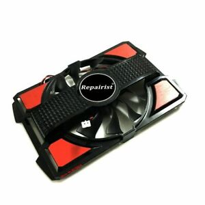 VGA Graphics New Gt 720 R7-350 Cooler Fan For Asus 350 2gd5 Video Cards Cooling