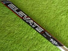 TRUE TEMPER ELEVATE TOUR VSS PRO S IRON SHAFT
