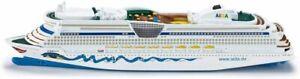 Siku AIDA Luna Cruise Ship model toy diecast metal 1 1:1400 Scale 1720