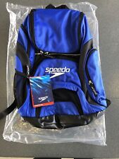 Speedo Teamster Backpack 25L Royal Blue - FREE SHIP!
