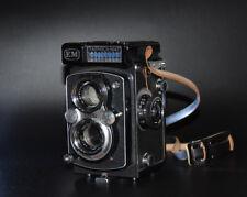 !!!TOP!!! Yashica-MAT EM mit Yashinon 1:3,5/80 mm gepflegt! Retro Vintage Kamera