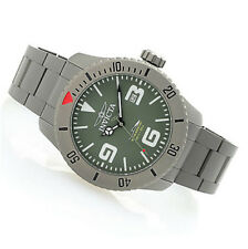 Invicta Men's 50mm Pro Diver Military Automatic Titanium Bracelet Watch