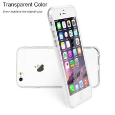 New Arrival Clear Case Cover Shockproof Protective TPU Bumper For iPhone 6P 6SP