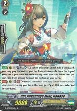 CARDFIGHT VANGUARD CARD: ONE ADVANTAGE MIKO, NANASE - G-BT12/026EN R