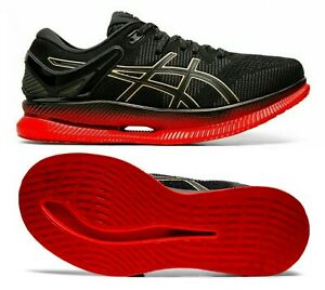 NEW Asics MetaRide Women FlyteFoam Athletic  Shoes, Black/Red, 1012A130 , Size
