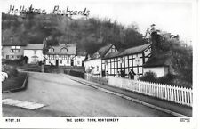 1964 Lower Town Montgomery Wales RP
