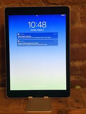 Apple iPad Air 2 64GB, Wi-Fi, 9.7in - Space Gray - MGKL2LL/A (Works Great)