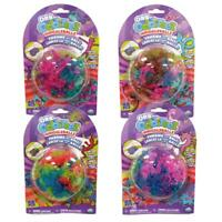 ORB Odditeez Wriggleballz Fun Squishy Toy Collection - Collect All 4!