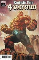 Fantastic Four 4 Yancy Street #1 MARVEL  Cover B Variant Stonehouse 2019