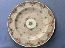 """Wedgwood roses hand painted bone china 8 3/4"""" luncheon plate X9208"""