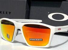 NEW* Oakley TARGETLINE WHITE PRIZM Ruby Iriidium Sunglass 9397-03