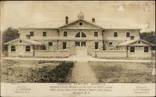 Asbestos Century Shingles Bushy Park Estate Newport RI c1910 RPPC