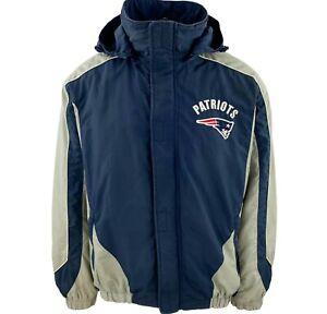 Vintage New England Patriots Coat - NFL 90s 00s