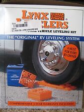 Lynx Levelers 10/pack- The Origional RV Leveling System