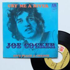 "SP JOe Cocker  ""Cry me a river"" - (TB/TB)"