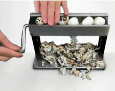 Household Manual Boiled Quail Bird Egg Sheller Machine Shell Remove Tools
