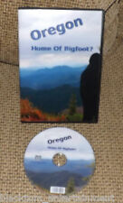 Oregon Home of Bigfoot? (DVD,2014)documenting Bigfoot activity in Oregon