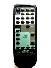 DENON CD PLAYER REMOTE CONTROL RC-268 for DCD6.5 DCD6.5/201