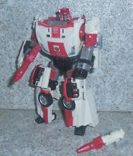 New listing Transformers Generations Red Alert Universe Deluxe w upgrade
