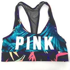 Victoria's Secret Ultimate Women's Sports Bra Active Activewear Yoga Floral XS