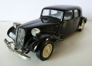 Citroën - Traction 15 Six - 1939 - Solido - 1/43