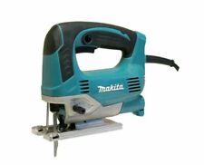 Makita JV0600K Top Handle Jig Saw, with Tool Case - Teal