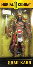 Shao Khan Mortal Kombat Action Figure 18 Cm