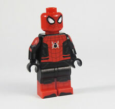 Custom - Spiderman Far From Home - Marvel Super heroes minifigures on lego brick