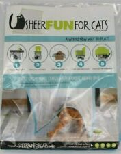 New listing Sheer Fun For Cats, Interactive cat Toy, Made in Usa Stimulate Hunting Instincts