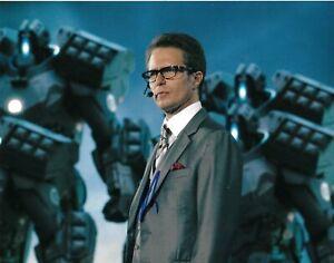 Sam Rockwell Signed Iron Man 2 10x8 Photo AFTAL