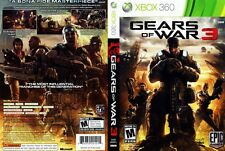 Gears of War 3 XBOX 360 & One DOWNLOAD CARD DLC