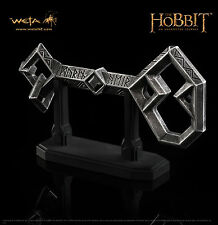 DER HOBBIT Schlüssel zum Erebor Metall WETA Collectors Edition key to Erebor