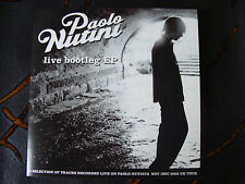 Slip Single: Paolo Nutini  Live  EP 2006 UK Tour