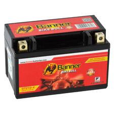 Banner Motorrad Batterie SLA GEL YTZ10-S 50901 GTZ10-4 Starterbatterie