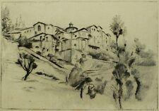 Gravure Fox 1924-Otto westphal-sienna