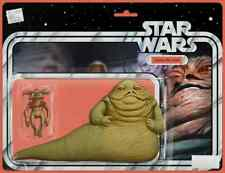 STAR WARS 51 JOHN TYLER CHRISTOPHER ACTION FIGURE JABBA THE HUT VARIANT NM
